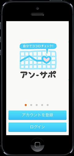 アン-サポiPhone